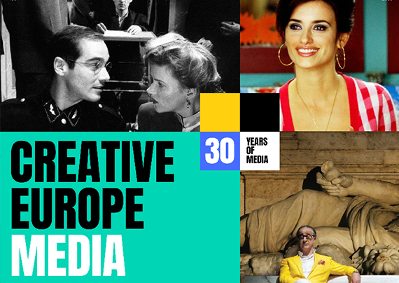 Online-Sessions: Creative Europe -MEDIA and Cross-sectoral