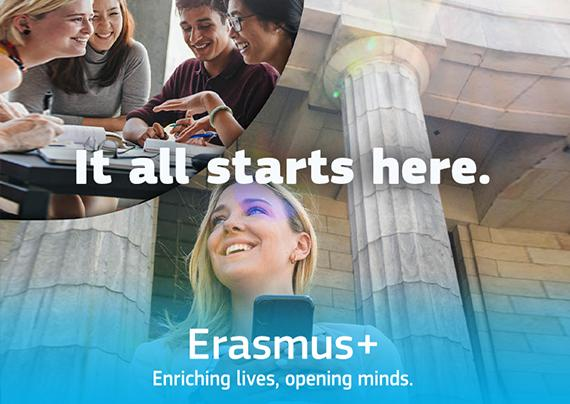 The new Erasmus+ programme for 2021-2027 has launched