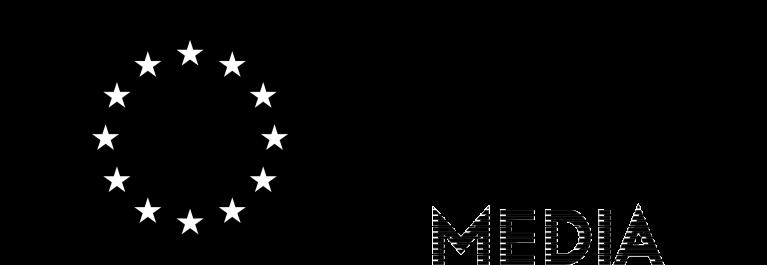 MEDIA Logo PNG B&W